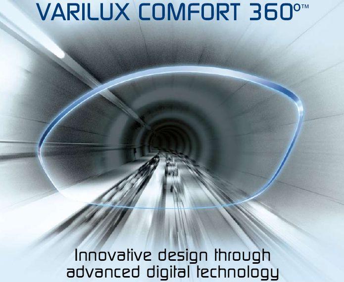 018e6fe0712 Varilux Comfort 360